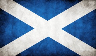 scotland_grungy_flag_by_think0